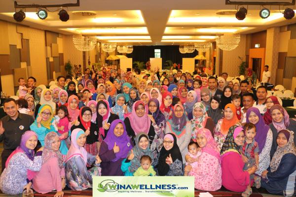 Seminar Shaklee Pulau Pinang