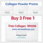 Kenapa Mesti Pilih Collagen Powder Shaklee