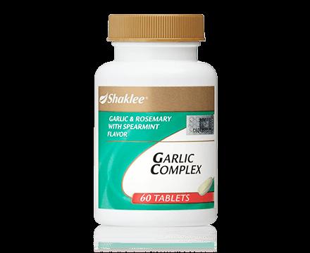 Garlic complex, bawang putih segar
