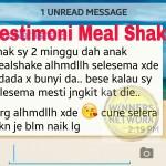6 Kebaikan Meal Shake Jenama Shakele
