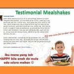 Testimoni Shaklee:Kenapa Meal Shake Shaklee begitu disukai ramai?