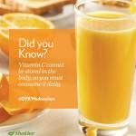 Shaklee Penang : Vitamin C Shaklee Untuk Antioksida