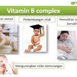 Apakah vitamin penting sebagai persediaan sebelum hamil?
