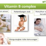 B Complex Shaklee Untuk Ibu Mengandung
