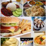 10 MAKANAN PALING MENGGEMUKKAN DI MALAYSIA