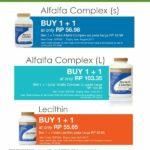 Peluang Beli Vitamin ShakleePada Harga Promosi Penjimatan