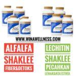 Pengalaman berpantang dengan Vitamin Shaklee
