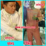 Testimoni Set Slimming Shaklee Sangat Berkesan