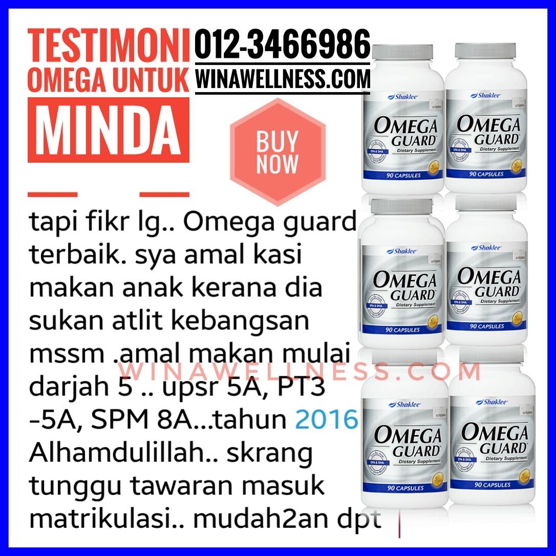 Testimoni Omega Guard