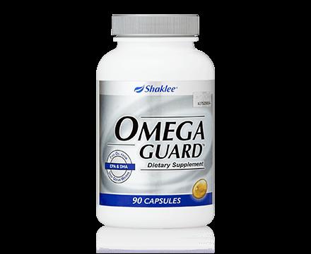 Shaklee Kepala Batas:Elak Nafsu Makan Dengan Omegaguard Shaklee